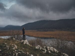 In cammino sul Matese