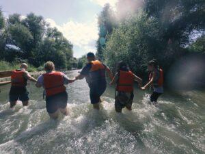 River Canoa